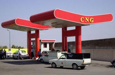 تجهیزات جایگاه CNG